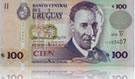 Câmbio Espécie Peso Uruguaio